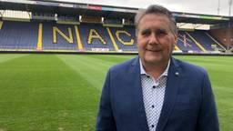 Ton Lokhoff, de nieuwe technisch directeur van NAC Breda.