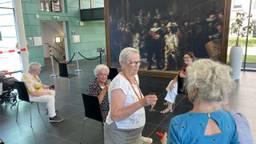 Nachtwacht Rembrandt logeert vijf weken in Eindhoven (Foto: Jan Peels).