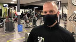 Sportschoolhouder Koen Gerrits van Medifit in Breda (foto: Ronald Sträter)