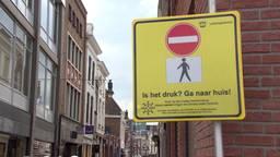 Winkelstraten worden eenrichtingsverkeer in Den Bosch