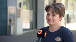 Verpleegkundige Susanne van Kempen. (Foto: Omroep Brabant)