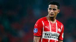 Mo Ihattaren verlaat PSV (foto: Jeroen Putmans/ANP).
