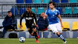 FC Den Bosch-speler Mats Deijl (rechts) (foto: Orange Pictures/Ben Gal)