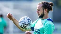Davy Pröpper is weer terug bij PSV (foto: ANP).