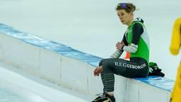 Ireen Wüst wist zich niet te kwalificeren voor het EK. Foto: OrangePictures.