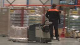 Het personeel van Sanders Fritom kan vaak niet thuis werken. Foto: Omroep Brabant.