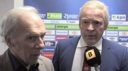Harry van Raaij en Erik van Muiswinkel in 2017.