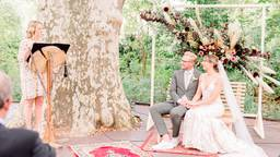 Voorlopig wordt er ook niet getrouwd door de coronamaatregelen (foto: Jessica Photography).