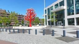 Rechtbank / Gerechtsgebouw Breda    foto: Henk Voermans