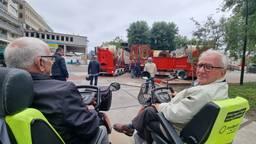 Opbouw weer begonnen in kermishoofdstad Tilburg: 'Echt imposant'