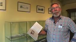 Cees Schuller deed onderzoek naar de belangrijke rol van postbodes in de Biesbosch