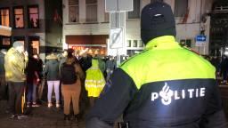 De politie stuurde NAC-supporters in Breda naar huis