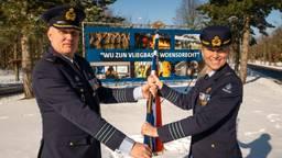 Kolonel Ellen Meeuwsen-Scholten krijgt de taak van commandant van voorganger Ben Kamstra