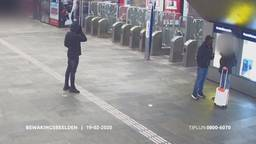 QR-codeoplichters in Tilburg (foto: politie).