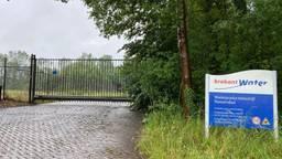 De technische storing ontstond in het pompstation in Roosendaal (foto: Erik Peeters).
