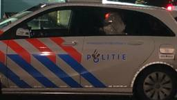 Politie zoekt getuigen (foto: Willem-Jan Joachems).