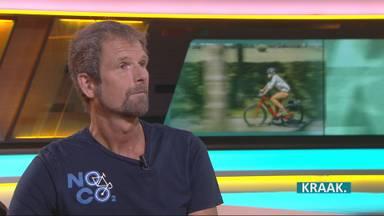 Paul Strack van Schijndel in tv-programma KRAAK.