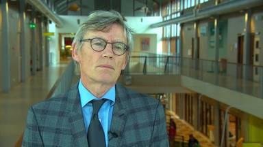 Bart Berden in het ETZ (foto: Omroep Brabant).
