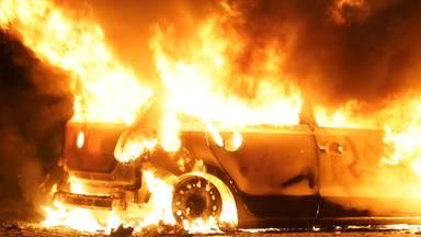 Branden blijven Oss teisteren, nu gaat een auto in vlammen op