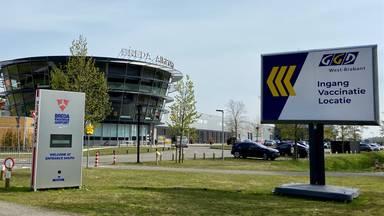 De priklocatie op het vliegveld in Bosschenhoofd (archieffoto: Erik Peeters)
