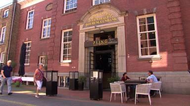 Restaurant Fling op de Dommelstraat.