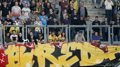NAC-supporters (foto: VI Images).