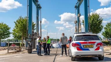 Hulpdiensten in Drimmelen (foto: Marcel van Dorst/SQ Vision Mediaprodukties).