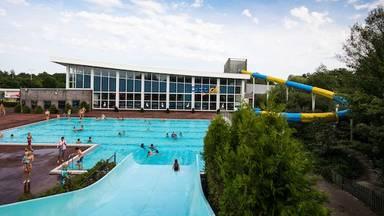 Het zwembad in Roosendaal (foto: Sportfondsen).