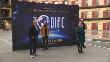 Miljoenenproductie in de Koepelgevangenis tijdens corona: ZODIAC de Musical