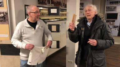Broekje van Frans Derks dat altijd te strak zat, straks in het NAC Museum