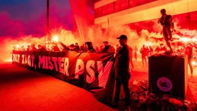 PSV-fans herdenken Willy van der Kuijlen