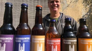 René heeft zijn eigen familie bierbrouwerij in hartje Tilburg.