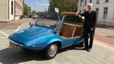 Het DAF Museum levert voor Koningsdag zes voertuigen.