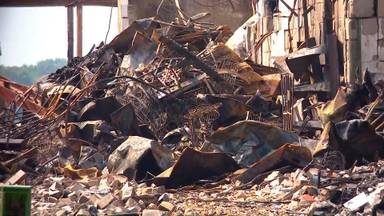 Ravage bij Safaripark Beekse Bergen na brand