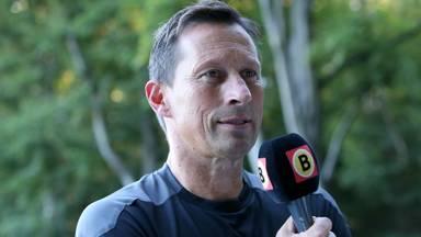 PSV-coach Roger Schmidt (foto: OrangePictures).