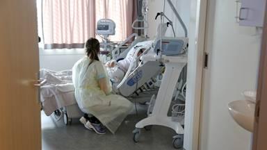 Het blijft druk in de ziekenhuizen (foto: archief).