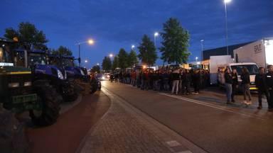 Jong en oud was naar Veghel gekomen om het standpunt van de boeren uit te dragen (foto: Sander van Gils/SQ Vision Mediaprodukties).