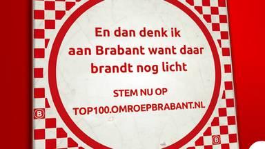 De stembus voor de Brabantse Top 100 is geopend.