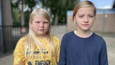 'Brandstichting,' zeggen kijkers bij school, 'dit gebeurt niet spontaan'