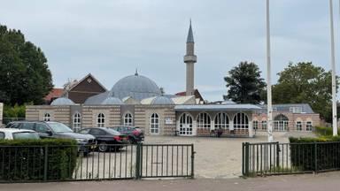 Eén van de moskeeën in Eindhoven, die overigens allemaal niet met name werd genoemd in het rapport (foto: Hans Janssen).