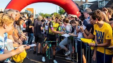 Drukte Daags na de Tour in 2019