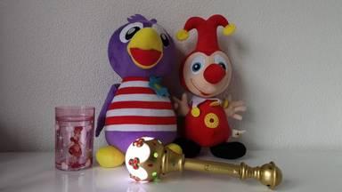 Efteling-souvenirs zijn er in alle soorten en maten (foto: Ferenc Triki).