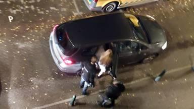 Celine werd gevonden in Den Haag (foto: Omroep West).