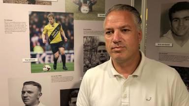 Mattijs Manders, directeur van NAC Breda.