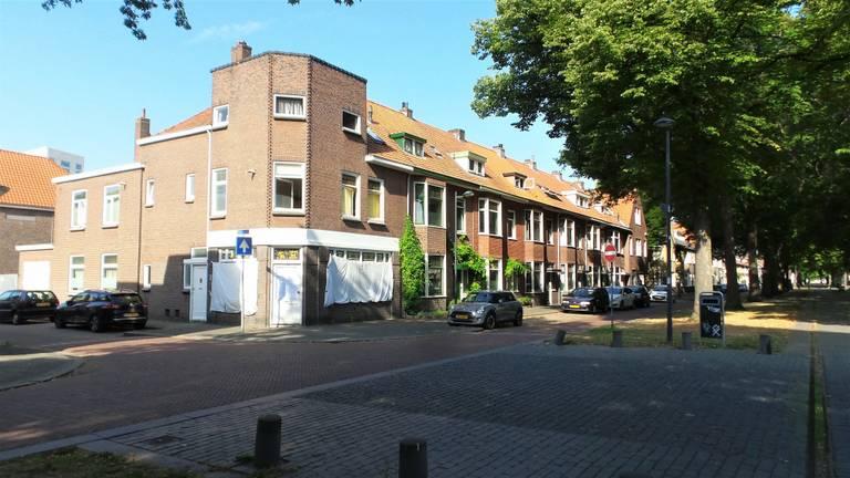 Meer lakens buiten dan binnen (foto: Henk Voermans).