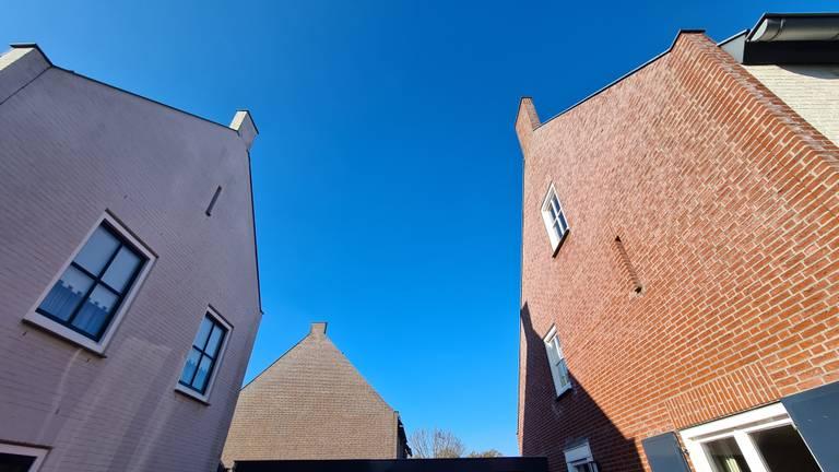 Een kwart van de schoorstenen vertoont gebreken (foto: Noël van Hooft)