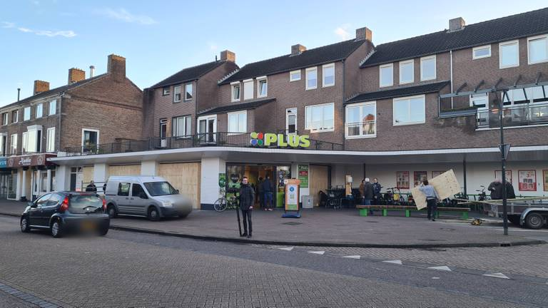 De supermarkt in Schijndel gaat dicht. Foto: Omroep Brabant.
