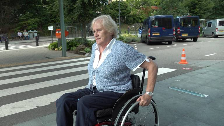 Ans, de moeder van Bart (Foto: Bart Melief).