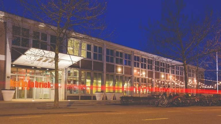 De Verkadefabriek in Den Bosch (foto: Angeline Swinkels).