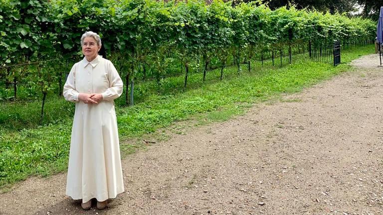 Zuster Maria Magdalena heeft hulp nodig. Foto: Breda Maakt Mij Blij. (Foto: Breda Maakt Mij Blij)